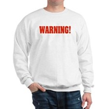WARNING LOVE Sweater