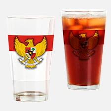 Indonesia (iPad) Drinking Glass