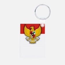 Indonesia (iTh2) Keychains