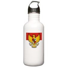 Indonesia (iTh4) Water Bottle
