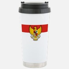 Indonesia (Laptop Skin) Travel Mug