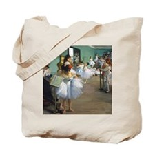 Pillow Degas DanceC Tote Bag