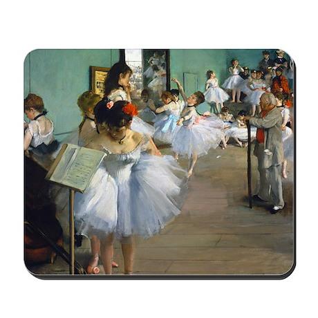 Pillow Degas DanceC Mousepad