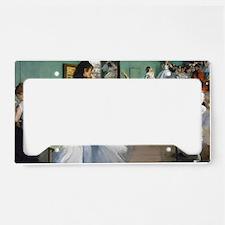 Bag Degas DanceC License Plate Holder