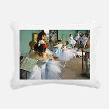Bag Degas DanceC Rectangular Canvas Pillow