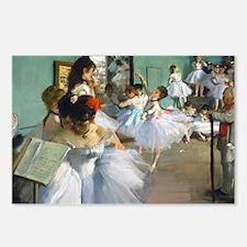 Bag Degas DanceC Postcards (Package of 8)