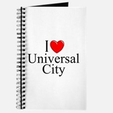 """I Love Universal City"" Journal"