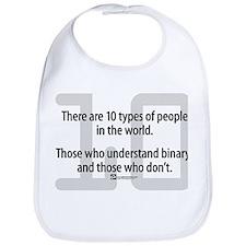 10 Types of People (NEW!) -  Bib