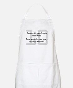 10 Types of People (NEW!) -  BBQ Apron