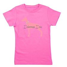 diamonddiva3 Girl's Tee