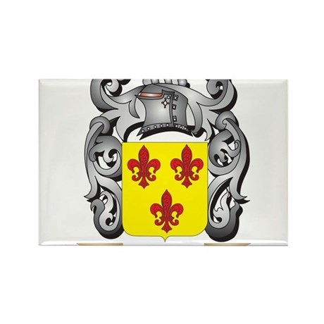 Mackell Coat of Arms - Family Crest Magnets