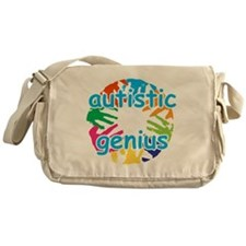 autt geniu2 Messenger Bag