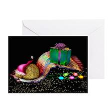 """Magic Carpet Ride"" Greeting Cards (Pk o"