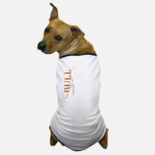 grungesilhouette2 Dog T-Shirt