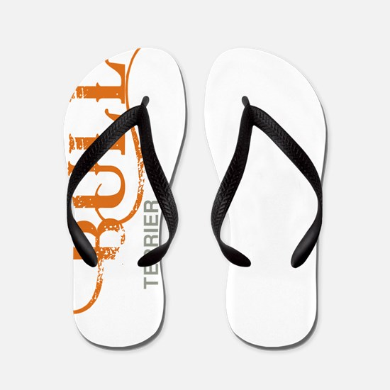 grungesilhouette2 Flip Flops