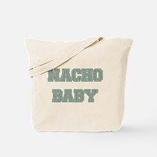 Nacho Baby (Green) Tote Bag