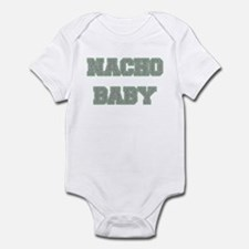 Nacho Baby (Green) Baby Bodysuit