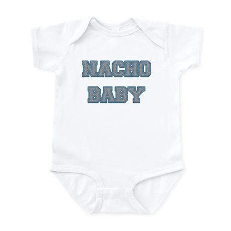 Nacho Baby (Blue) Infant Bodysuit