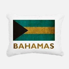 Bahamas7Bk Rectangular Canvas Pillow