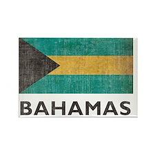 Bahamas7 Rectangle Magnet