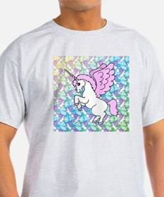 patternunicorns4CAFEPRESS3 T-Shirt