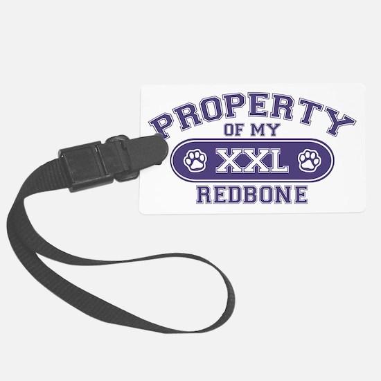 redboneproperty Luggage Tag