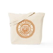 detop_ORANGE Tote Bag