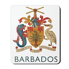 Barbados4 Mousepad