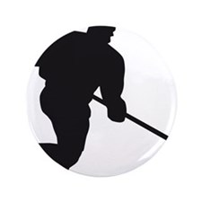 """Eishockey 3.5"""" Button"""