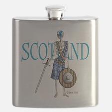 Braveheart white Flask