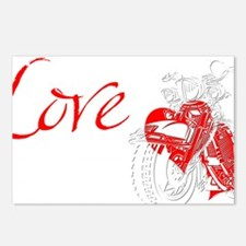 love2 Postcards (Package of 8)