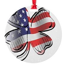 large US Flag copy Ornament