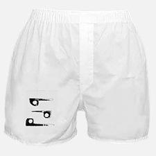 Climbing pitons Boxer Shorts
