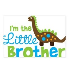 DinosaurImTheLittleBrothe Postcards (Package of 8)