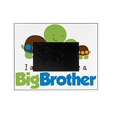 TurtleBigBrotherToBe Picture Frame