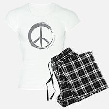 PEACE Wag final Pajamas