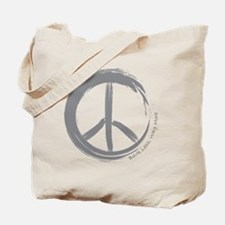 PEACE Wag final Tote Bag