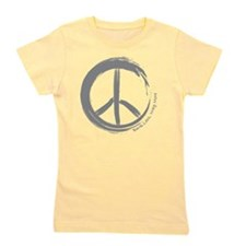 PEACE Wag final Girl's Tee