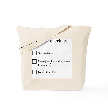 INFPchecklist Tote Bag