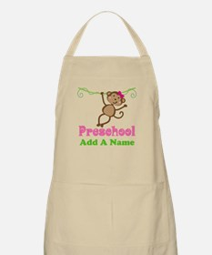 Personalized Preschool Apron