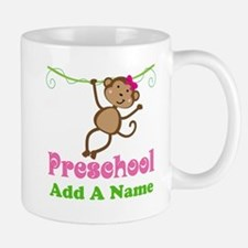 Personalized Preschool Mugs