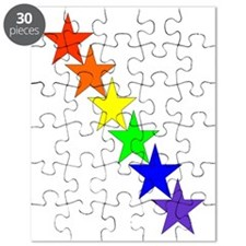 stars in a row Puzzle