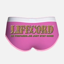 lifecordback Women's Boy Brief