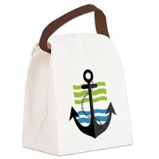 The Sailor Canvas Lunch Bag