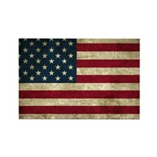the-american-flag-1440x900 Rectangle Magnet
