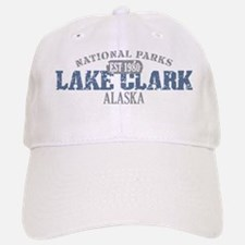 Lake Clark 3 Baseball Baseball Cap