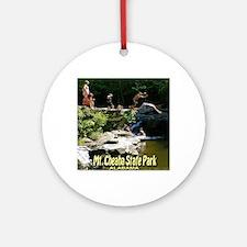 mtcheaha_statepark Round Ornament