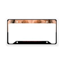 security4 License Plate Holder