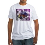 1936 Plymouth wccbs Series Fitted T-Shirt