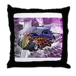 1936 Plymouth wccbs Series Throw Pillow